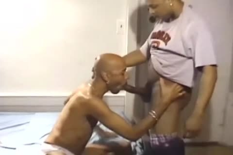 Three large Dicked black boys Have A pound Session