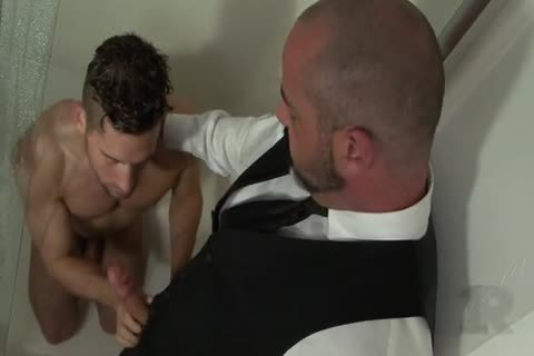 Shower plow With Daddy
