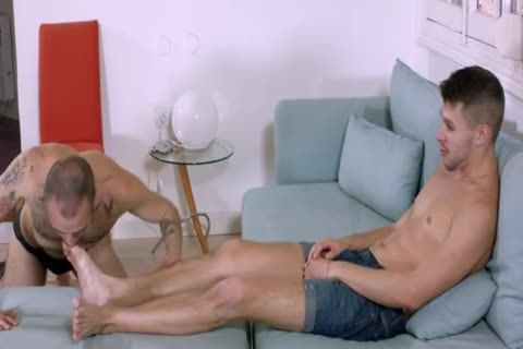 Superlatively wonderful gay clip