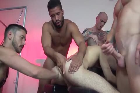 raw gangbang With Multiple Creampies