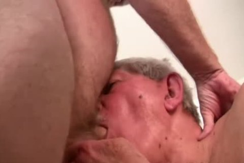 daddy older males nailing