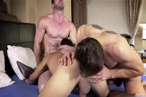Gay couple anal cumshots