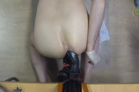 lengthy Time Self Fuking With A large sextoy