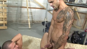 Drill Buddy - Marco Sessions with Issac Jones butthole sex