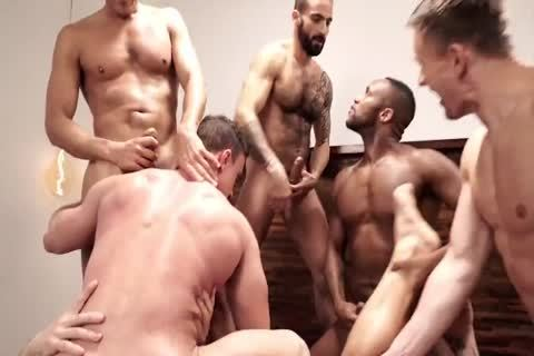 The Lucas guys bunch, gangbang, And plow (1)