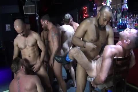 An Epic bare fuckfest