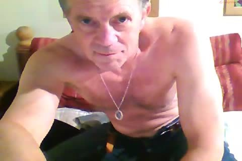 enormous Dicked dad wanking 012