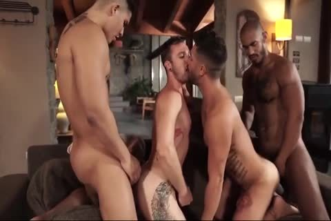 homosexual Rides His Bosses cock For Some specie