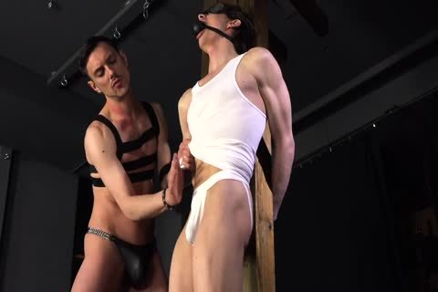 innocent twink Captured By Hung master - DreamBoyBondage.com